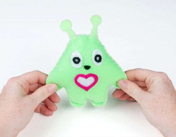 light-up plush