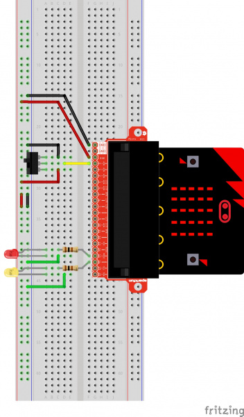 fritzing diagram for wiring hookup