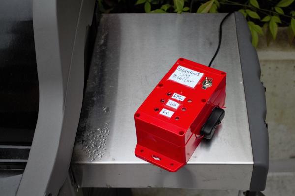 Hazardous Gas Monitor