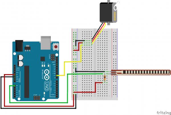 Arduino Circuit 9