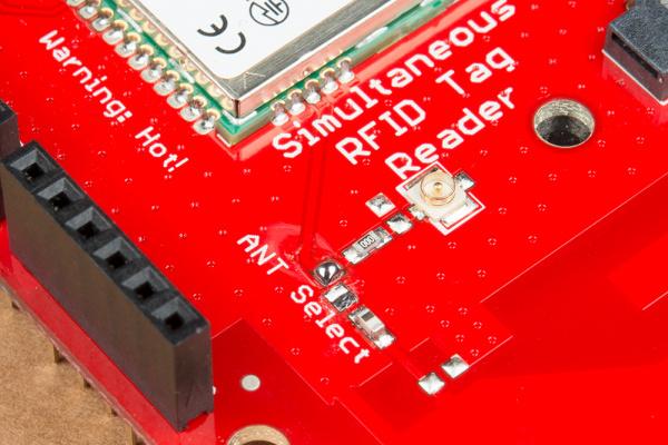 Antenna jumper set to external u.FL connector