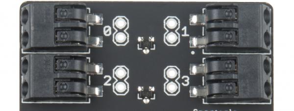 Poke home connectors