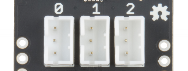 LED Strand Connectors