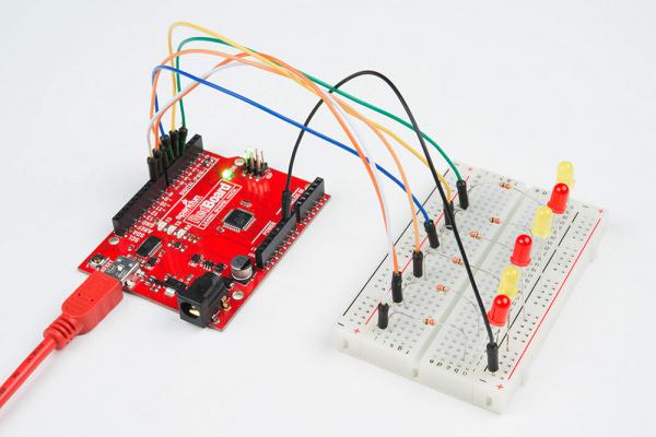 Tinker Kit Circuit 4