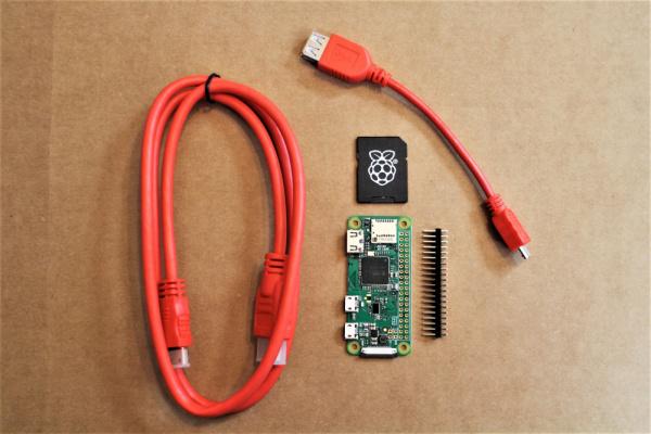 Pi Zero Setup