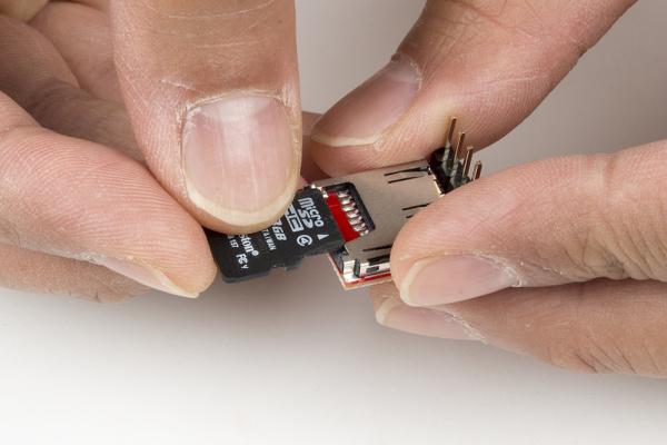 Exp7_HookUp1 | Adding a microSD card