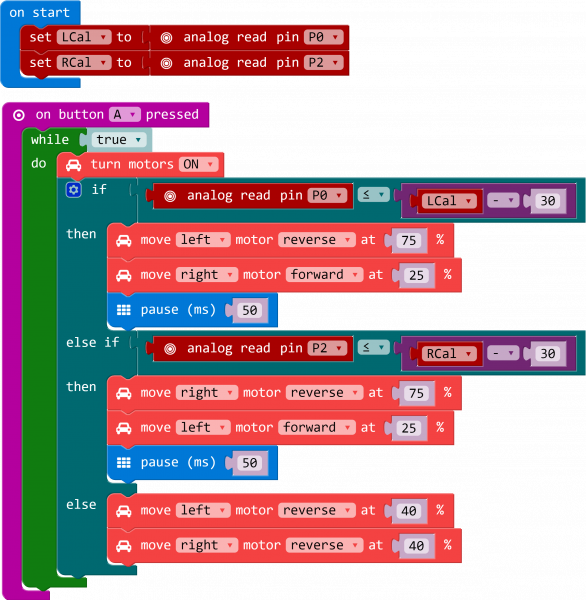 Experiment 3 Screenshot Code