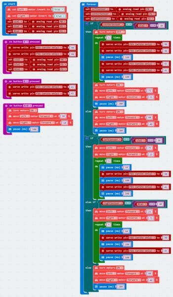 Experiment 5 Screenshot Code
