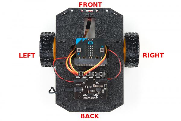 robot orientation