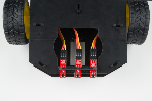 Multiple Lines Sensors
