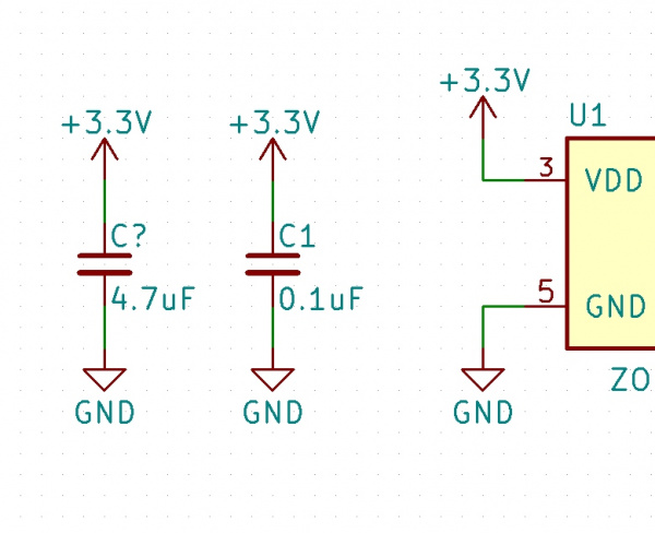 Change Capacitor Value