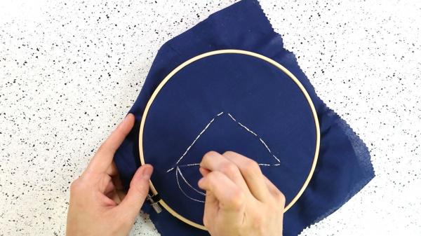 sew lines