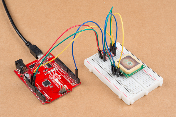 Arduino Connected to GPS Receiver with ATmega328P Hardware Pins Disabled