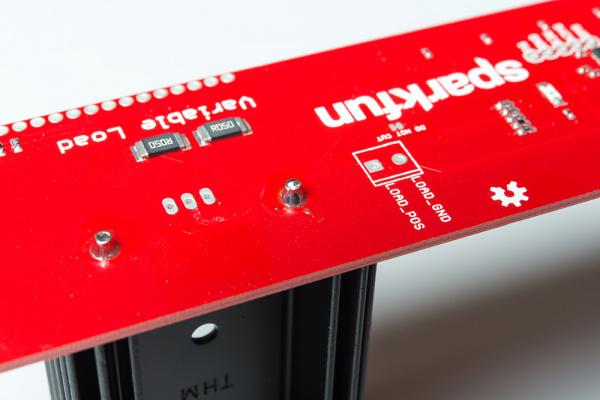 Nubs soldered