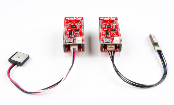 Different GPS Receivers Connected to GPS port