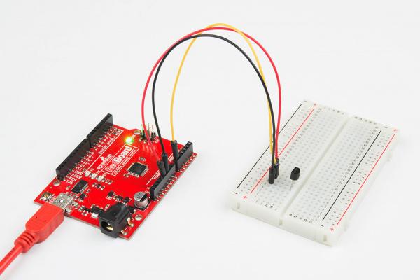 Circuit 9 Temperature Demo