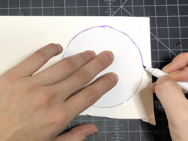 trace circle