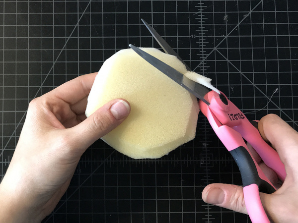 sculpt foam