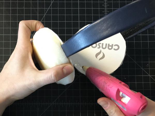 glue inner circle