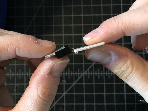 bend transistor