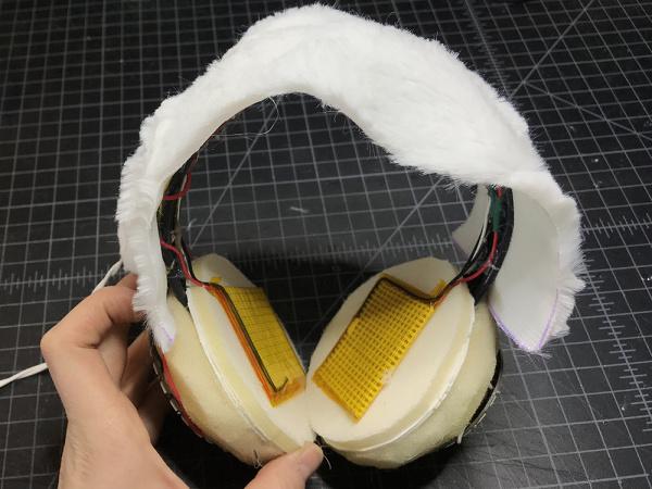 glue fabric