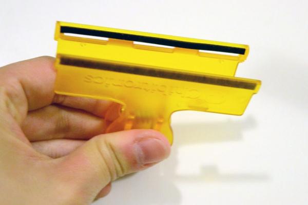 Flip Open Clip