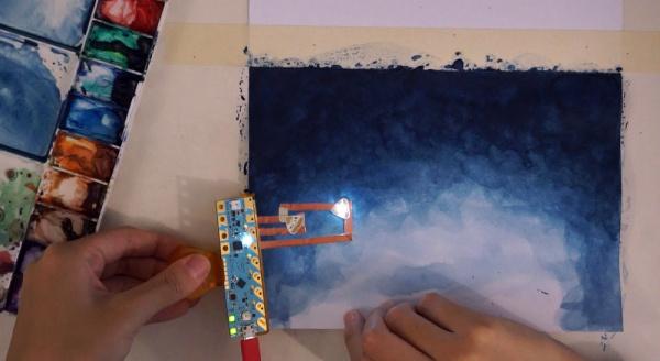 Create Paper Circuit