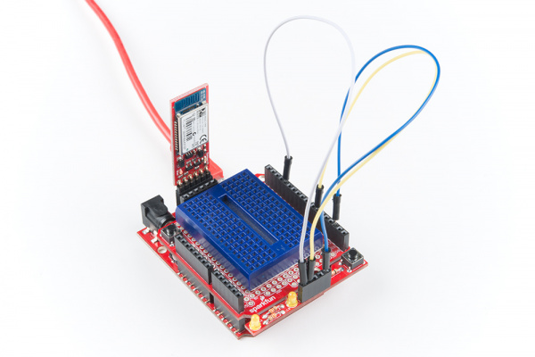 Mini Breadboard C Attractive Appearance Electrical Equipment & Supplies Uno Arduino Prototyping Prototype Shield Protoshield Module Electronic Components & Semiconductors