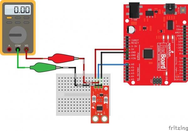Adjusting Vref Circuit