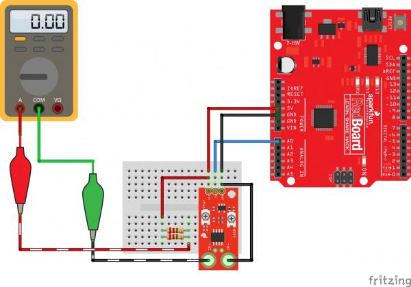 Adjusting Gain Circuit