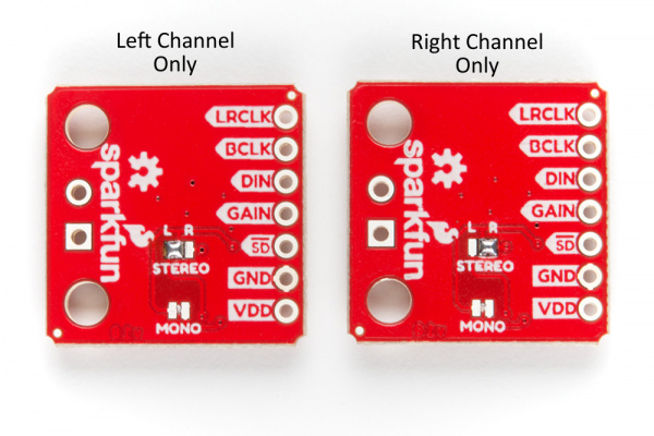 Single Channel Select Jumper