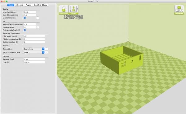 3D Printer Driver Prep