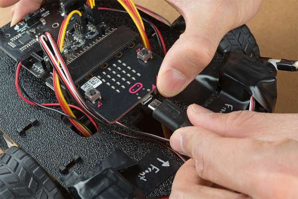 Micro:bot Moto:bit Micro:Bit USB Cable
