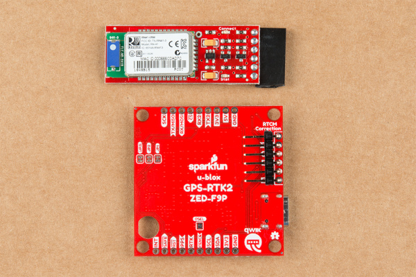 SparkFun Bluetooth Mate with Female header connection