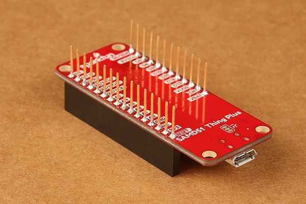 SAMD51 Thing Plus Hookup Guide - learn sparkfun com