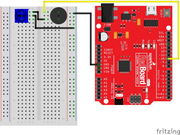 Circuit 2A Fritzing