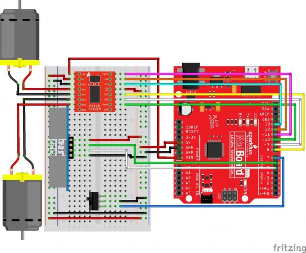 Circuit 5C Fritzing
