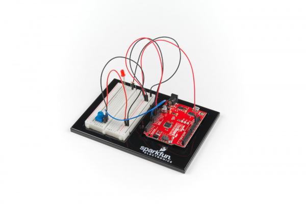 Project1 Circuit1B Potentiometer