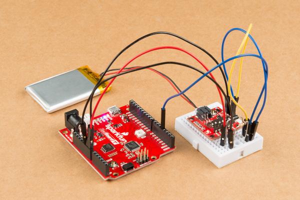 TPL5110 Demo Blink