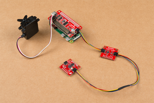 Adding Qwiic devices