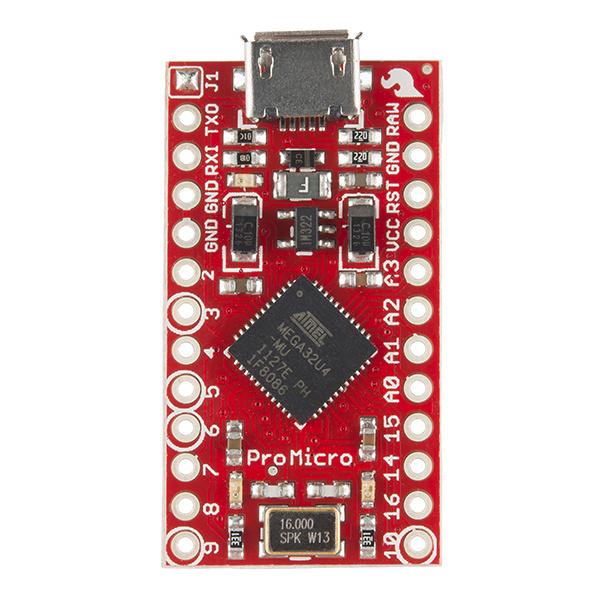 Older 5V/16MHz Pro Micro