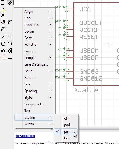 designing pcbs smd footprints learn sparkfun com you won t see anything change on the schematic component but it will be reflected on your overall schematic