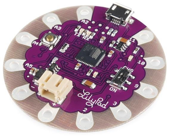 LilyPad PCB
