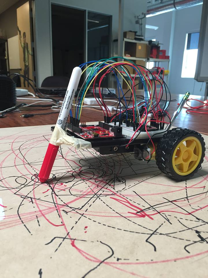 DrawBot Prototypes