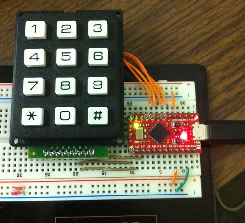 Turning your pro micro into a keyboard news sparkfun